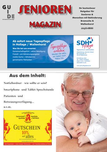 SeniorenMagazin 2020 Tier + Wir Verlag